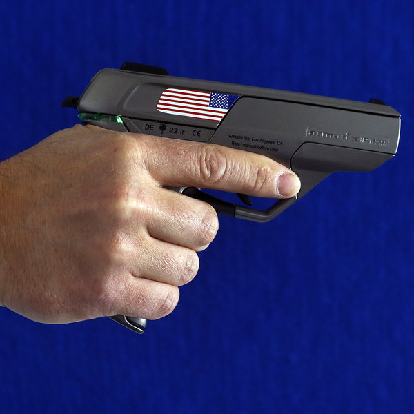 Can White House, tech startups overcome gun lobby resistance to 'smart guns'? | The Christian Science Monitor