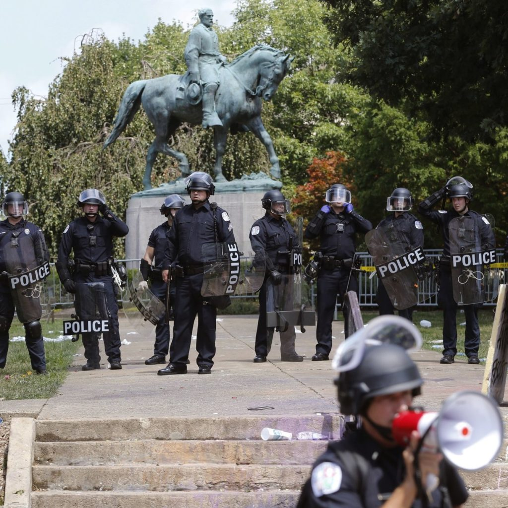 In Charlottesville, black residents 9 times more likely to be stopped by police | ThinkProgress