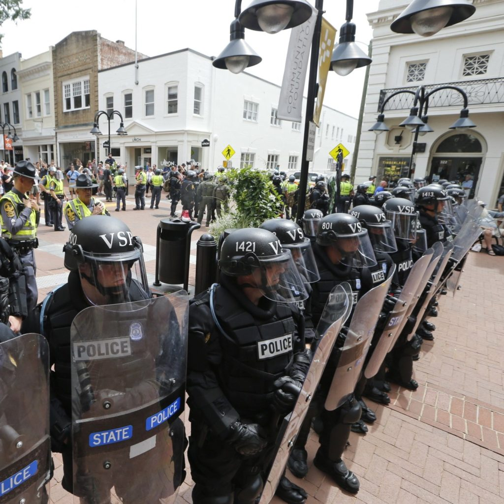 Police in Charlottesville arrested almost as many drunk people as violent white supremacists | ThinkProgress