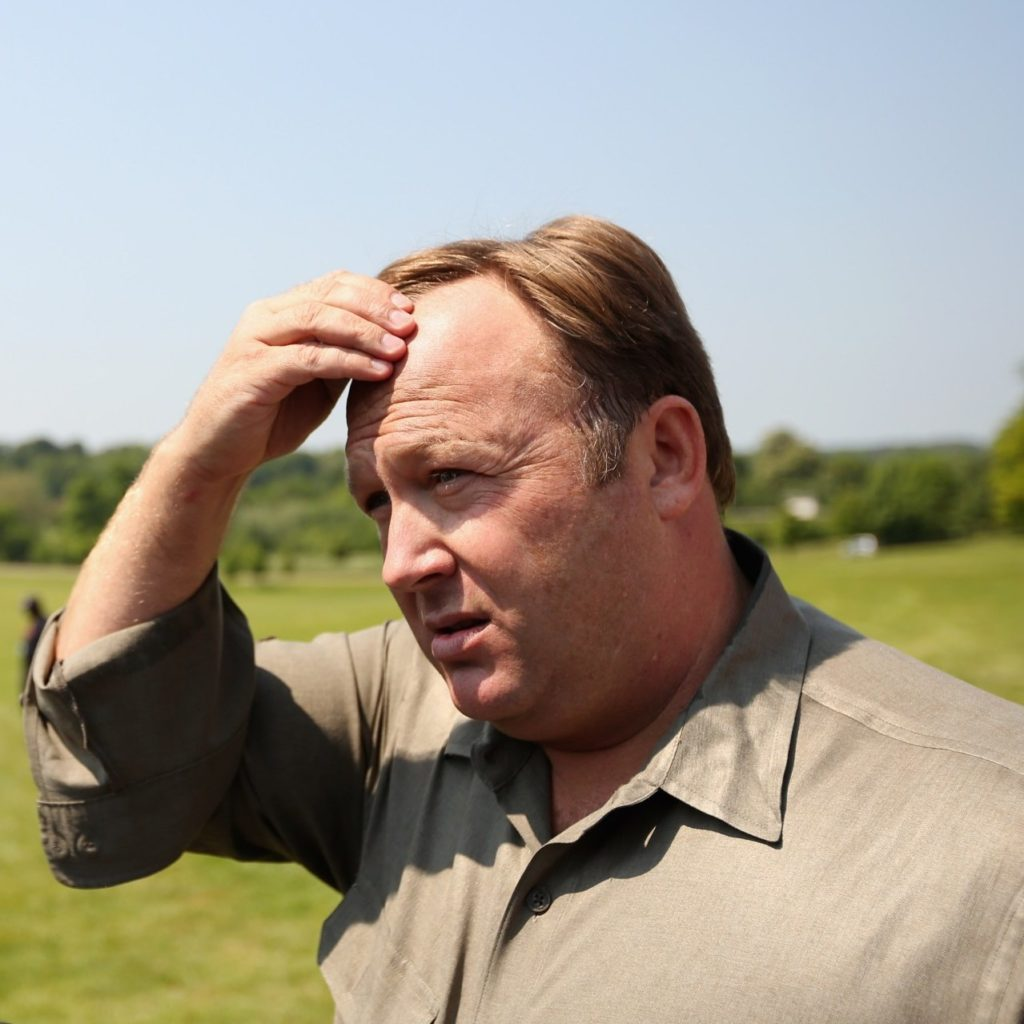 Alex Jones thinks these documents prove the CIA is making you itchy | ThinkProgress