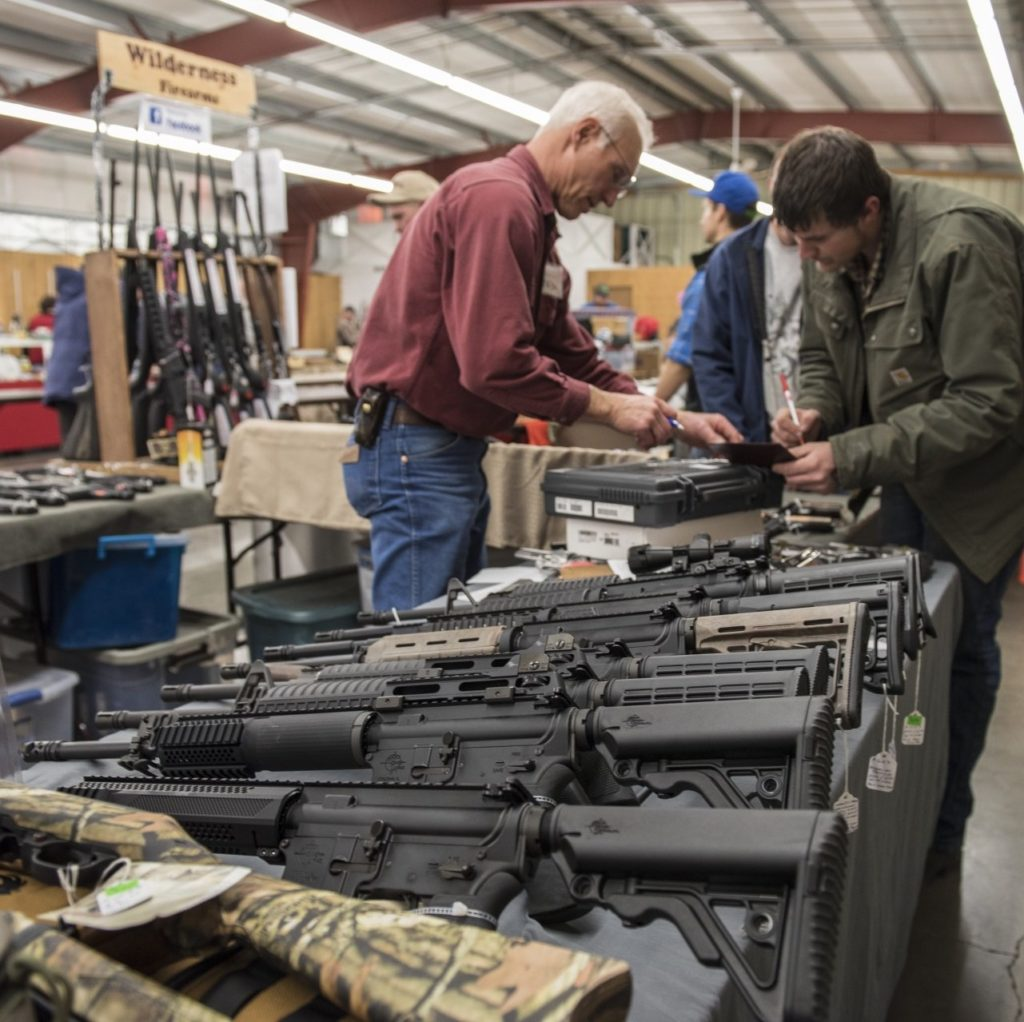 New data on massive gun background check loophole | ThinkProgress