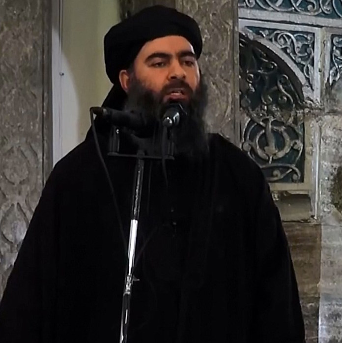 Coalition forces collected DNA from ISIS leader al-Baghdadi in 2004 | CQ Roll Call