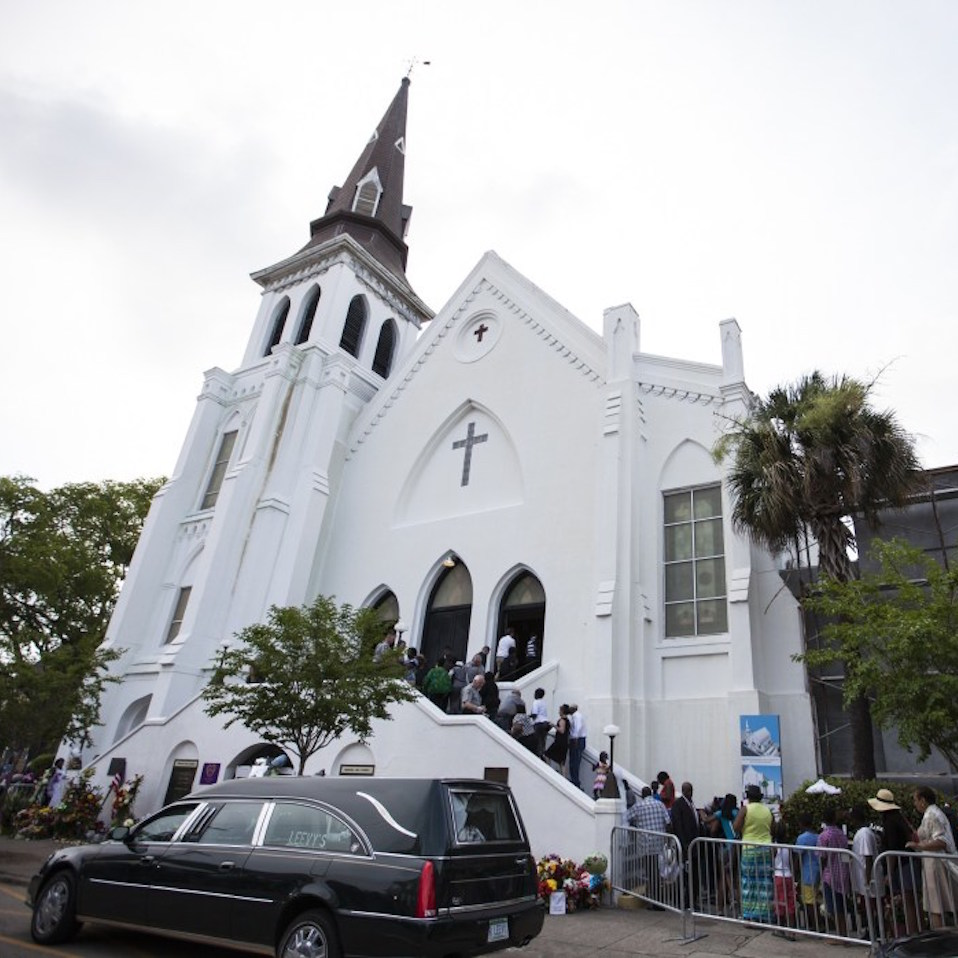 Charleston mass murderer got his gun because of background check gaps | CQ Roll Call