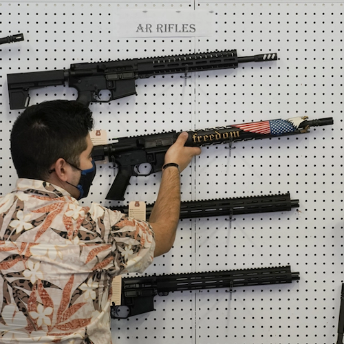 The background check system can't keep up with gun sales | FiveThirtyEight